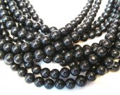 batch 10strands 4 6 8 10 12mm natural  Jade Beads  Round Ball black jet dark blue sappphire blue spacer beads