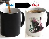 Soul Eater Chrona Color Changing Ceramic Coffee Mug CUP 11oz