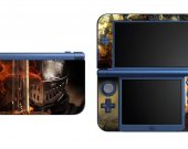 Dark Souls NEW Nintendo 3DS XL LL Vinyl Skin Decal Sticker