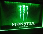 Energy Drink LED Neon Light Sign home decor crafts