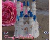 Princess Cinderella Fairytale Castle  Favor Centerpeice