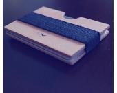 Slim look wallet,Wooden wallet,wood wallet,wooden card holder,handmade wallet,men's wallet,natural wallet,minimal wallet