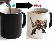 Heman Color Changing Ceramic Coffee Mug CUP 11oz