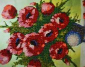 """""""Flowers in a  Vase"""""""