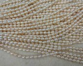 -Natural Pearls  Freshwater Cultured Pearl Beads Rondelle Heishi white Purple PINK  Pearl Jewelry  Loose Beads  6-12mm full strand
