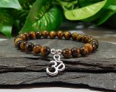 Tiger Eye Yoga Bracelet