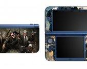 PAYDAY NEW Nintendo 3DS XL LL Vinyl Skin Decal Sticker