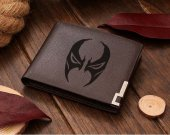 Spawn Face Mask  Leather Wallet