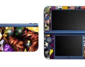 JoJo's Bizarre NEW Nintendo 3DS XL LL Vinyl Skin Decal Sticker