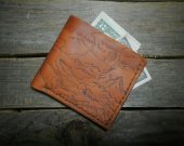Leather wallet, Skyrim map, game map, game wallet, Tamriel map, map of Skyrim, wallet, The Elder Scrolls map, game map