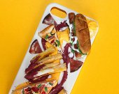 Pizza Hot Dog Fast food Phone Case