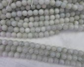 4-12mm 16inch gemstone Myanmar Jade BARGAIN  original  Burmese Jadeite Round Bead Jade necklace