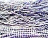 high quality 4-12mm 16inch Tanzanite Beads, Genuine Tanzanite Gemstone Beads,  Blue Tanzanite Stone Beads