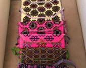 turkmen handmade wool female purse cosmetic bad accessories