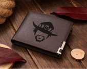 Leather Wallet McCree