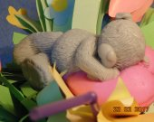 "Handmade soap ""Sleeping little bear"""