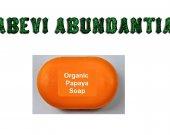 Organic Papaya Skin Lightening Soap *135g*