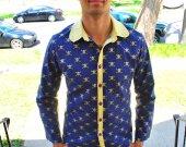 A Pirate Day button up shirt