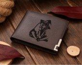 Touhou Project Marisa Kirisame Leather Wallet
