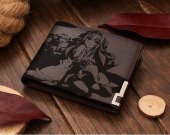 Kantai Collection Kancolle Kongou Leather Wallet