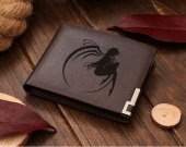Accel World Kuroyukihime Leather Wallet