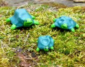 The West Woods Turtles Sculpture - Set of Three