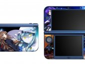 Accel World NEW Nintendo 3DS XL LL Vinyl Skin Decal Sticker