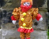Vispoj Sock Doll - The Clown