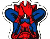 Spiderman Laptop Notebook Vinyl Decal Sticker