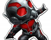 ANT-MAN Laptop Notebook Vinyl Decal Sticker