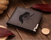 Leather Wallet -- Adventure Time MARCELINE
