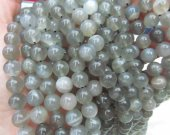 3-12mm full strand Grey Moonstone Sunstone Moonstone Gemstone Round Ball Orange Golden White Moonstone Jewelry Beads