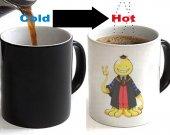 Assassination Classroom Color Changing Ceramic Coffee Mug CUP 11oz