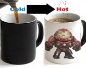 Hulkbuster Color Changing Ceramic Coffee Mug CUP 11oz