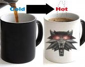 The Witcher Color Changing Ceramic Coffee Mug CUP 11oz