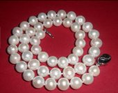 8-9mm Genuine Cultured Japanese Akoya Pearl Necklace