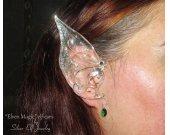 Elf Ears - Elven Magic, elven ear cuffs, Elven Wedding, elf ear wrap, cosplay, elven ears, elvish jewelry, fairy ears, fairy costume