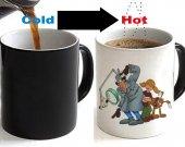 Inspector Gadget Color Changing Ceramic Coffee Mug CUP 11oz