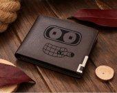Bender Face Leather Wallet