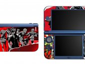 Persona 5 NEW Nintendo 3DS XL LL Vinyl Skin Decal Sticker