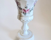 Milk Glass Vase