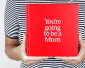 Mum to be Gift with special gifts inside for both Mum to be and new baby.