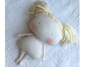Tilda Sweetheart Doll Tilda doll Rag Doll Handmade doll Soft toy Fabric Stuffed Doll Baby Gift for Baby Girl Toy Kids