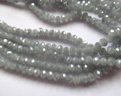 high quality 5strs Crystal like swarovski  crystal beads,rondelle crystal beads faceted  2-12mm crystal beads dark grey loose beads