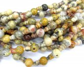 high quality 10 SETS Crazy yellow  agate 3 hole beads,T-Beads Set, Guru Beads, Prayer Beads, Mala Making Cones Beads, T hole set connector