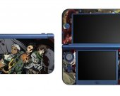 Deadman Wonderland NEW Nintendo 3DS XL LL Vinyl Skin Decal Sticker