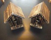 Rustic Style Birdhouses
