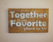 Love sign, Valentines sign, Custom sign, wood sign, weathered wood sign