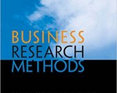 Business Research Methods 12th Edition