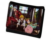 Seven Deadly Sins PU Leather Wallet